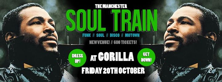 The Manchester Soul Train | Blacknet UK