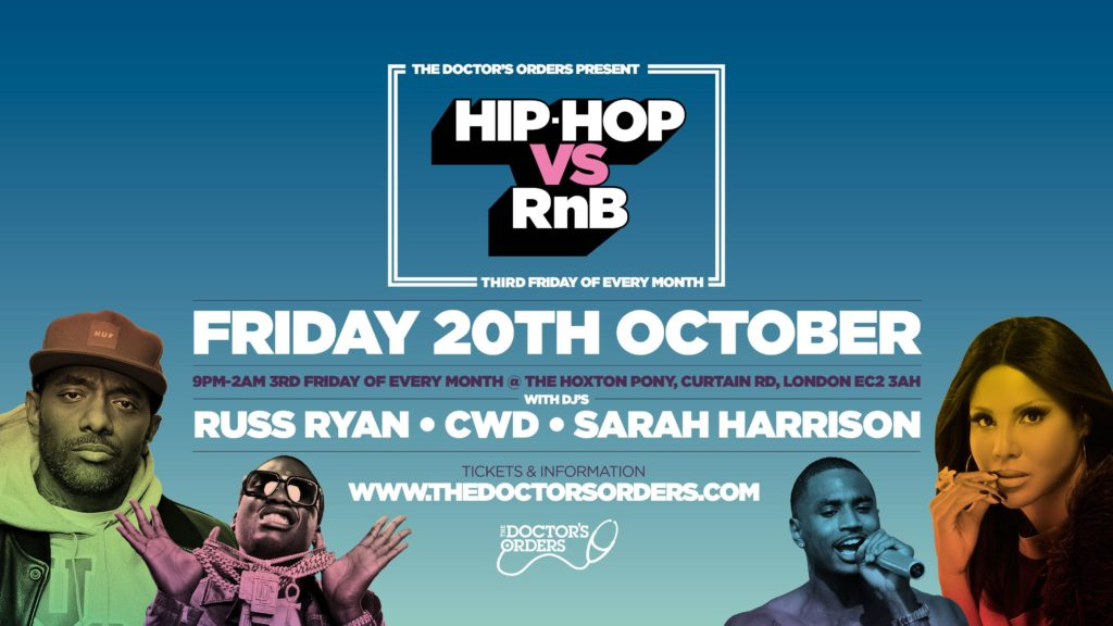 Hip-Hop vs RnB   Blacknet UK