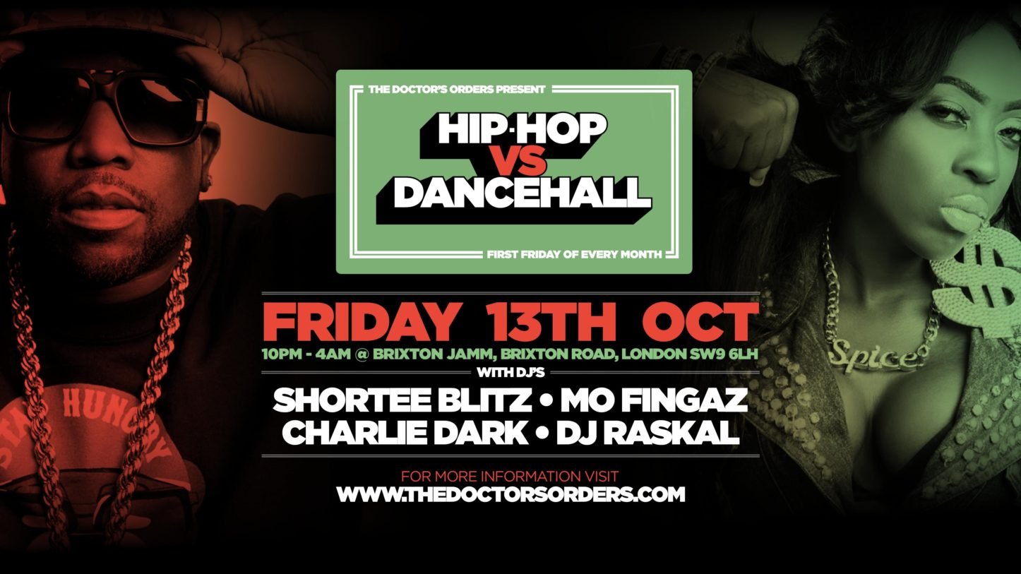 Hip-Hop vs Dancehall | Blacknet UK
