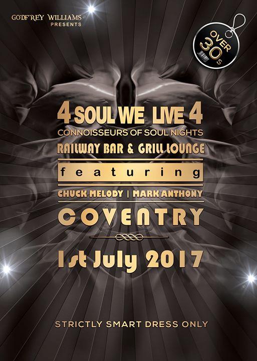 4 soul we live 4 | Blacknet UK
