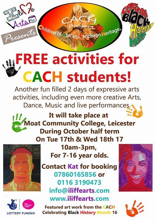 Free Activities for Children of African Caribbean Heritage. | Blacknet UK