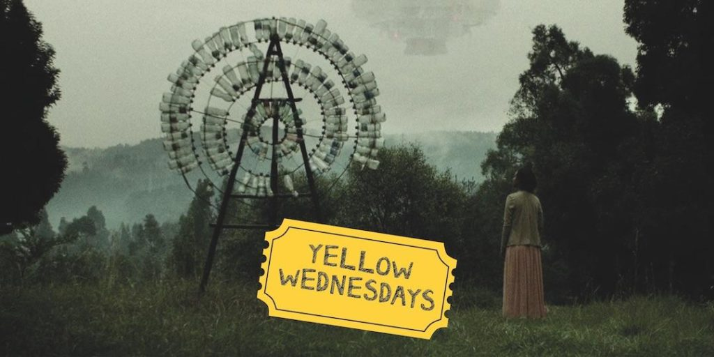 Yellow Wednesdays: 'Crumbs' + Afrofuturism | Blacknet UK