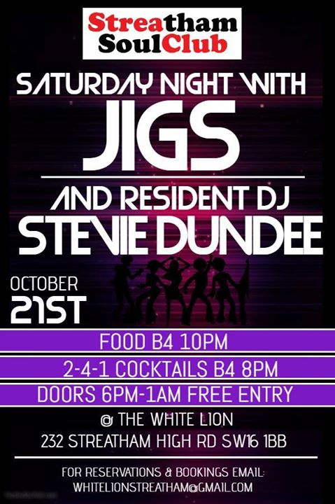 Saturday Night Out with JIGS | Blacknet UK