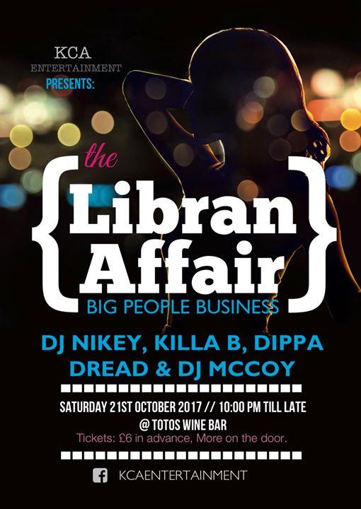 ★★The Libran Affair★★ | Blacknet UK