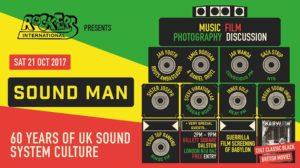 Sound Man: 60 Years of UK Sound System Culture   Blacknet UK