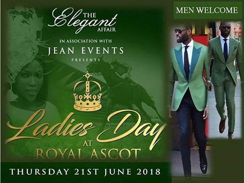 Ladies Day - Royal Ascot | Blacknet UK