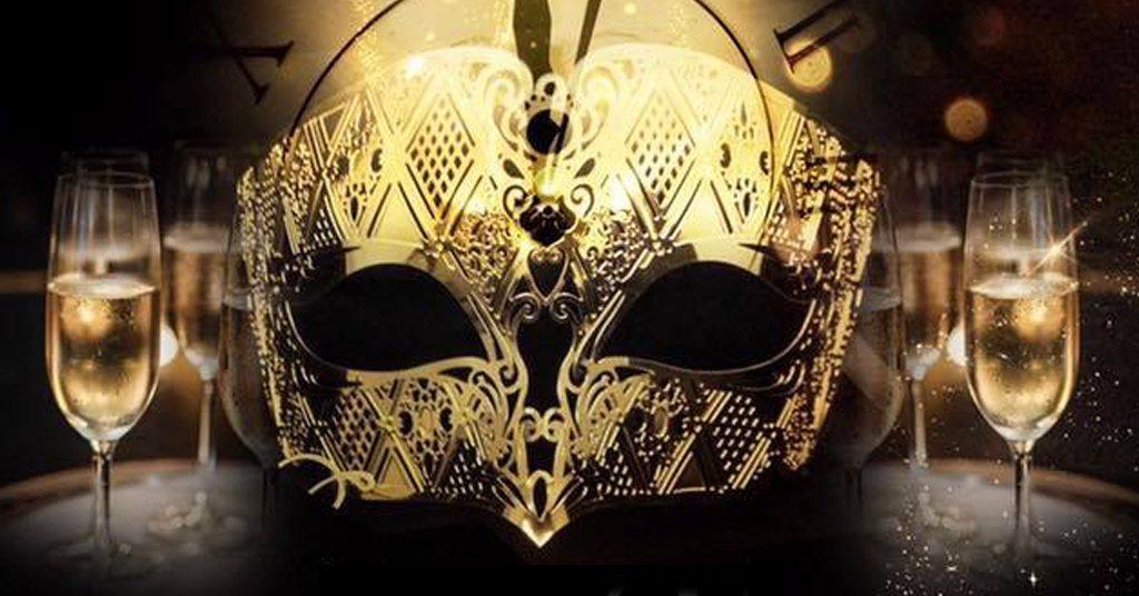 New Years Eve Red Carpet Masquerade Ball 2017 | Blacknet UK