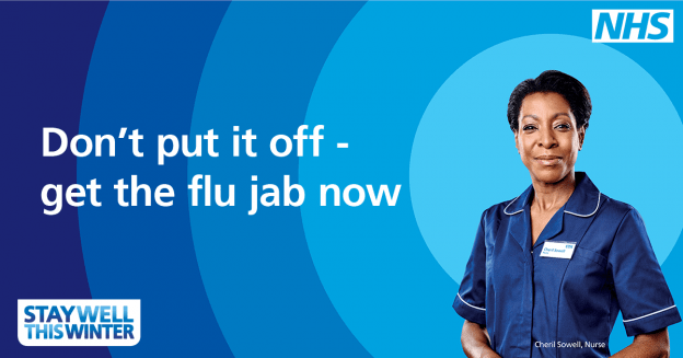 Vaccinate your children against flu this winter