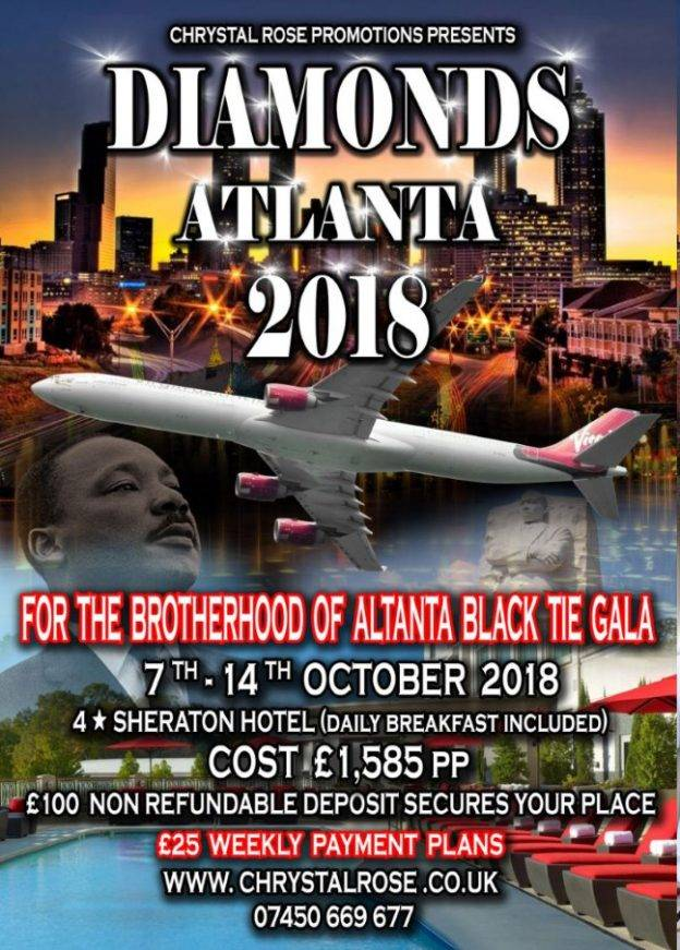 Blacknet goes to Atlanta Front Flyer