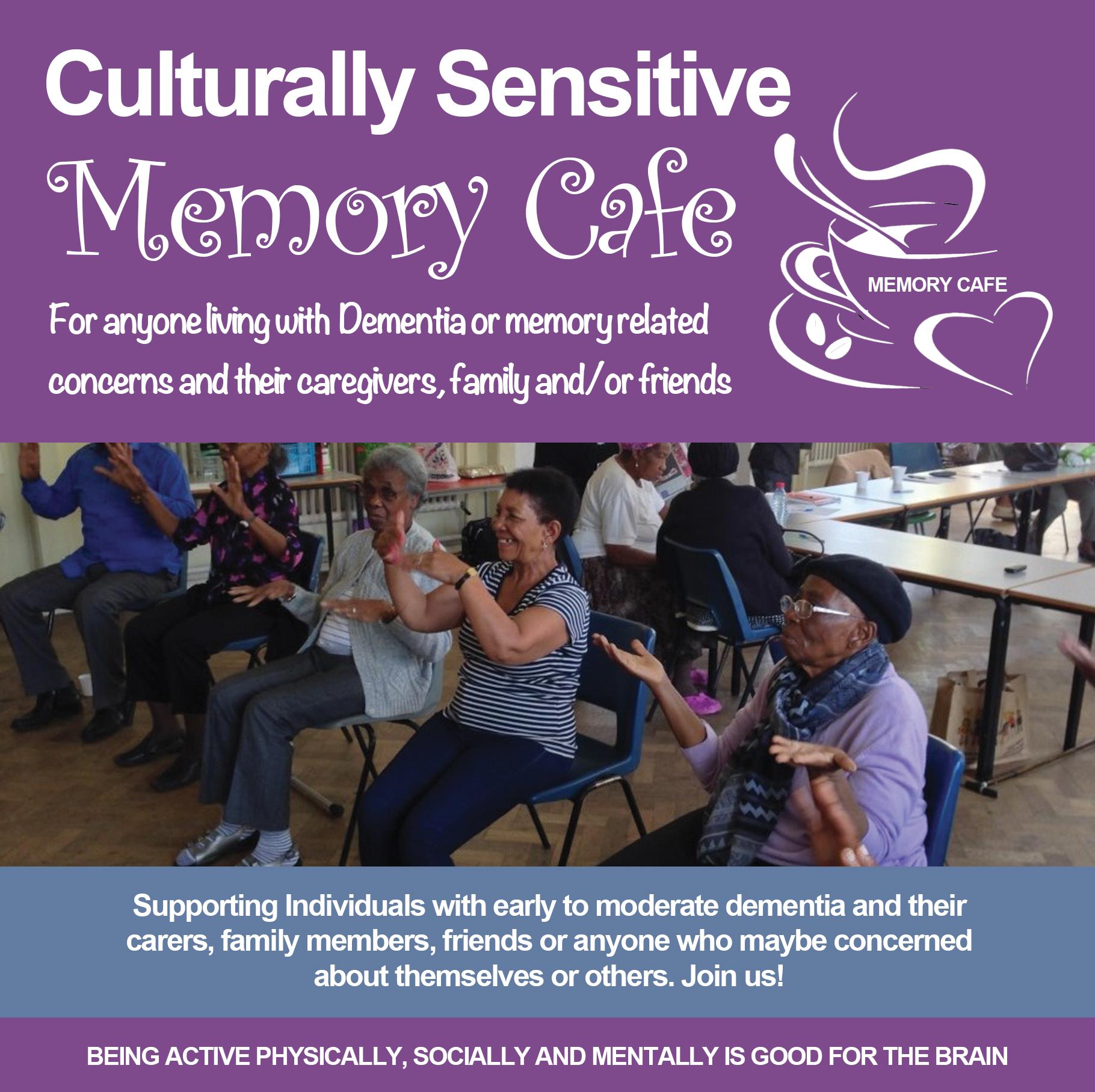 Culturally Sensitive Dementia Support Campaign