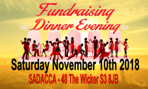 SYSCO Sickle Cell Organisation Dinner Evening and Raffle