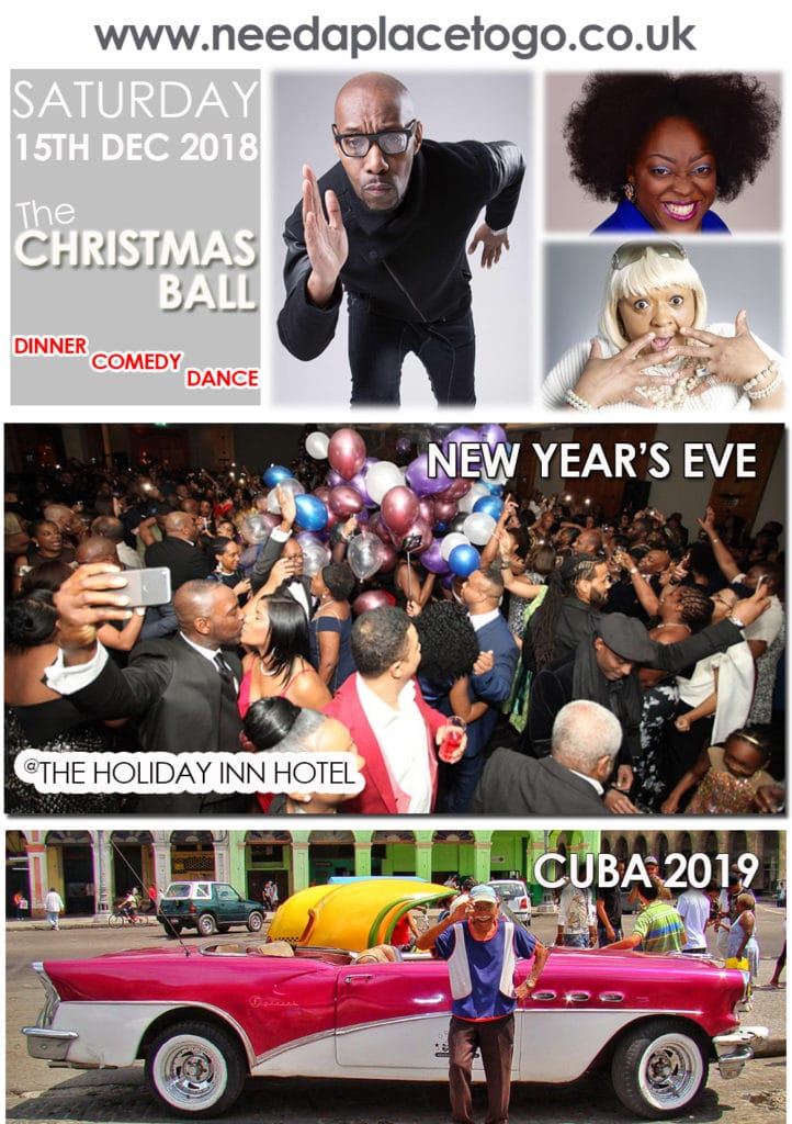 Re: Christmas Ball 2018 - New Years Eve Ball 2018 & Cuba 2019 - Need A Place To Go