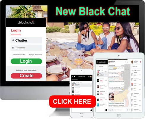 New Blackchat - Be yourself anonomousy